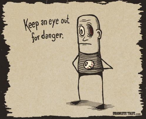Keep An Eye On + Keep An Eye Out